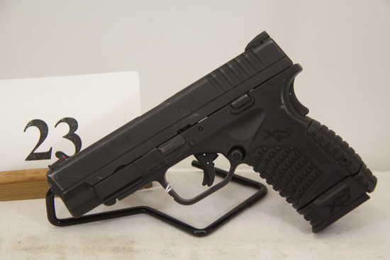 Springfield Armory, Model XP9, Semi Auto Pistol,