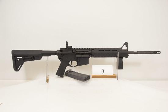 Colt, Model M4 Carbine, Semi Auto Rifle, 223 cal,