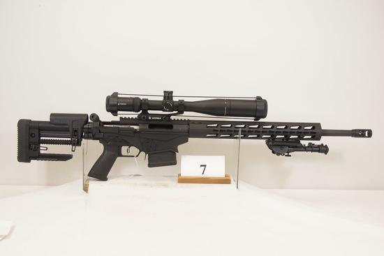 Ruger, Model Precision, Bolt Action Rifle, 308 cal,
