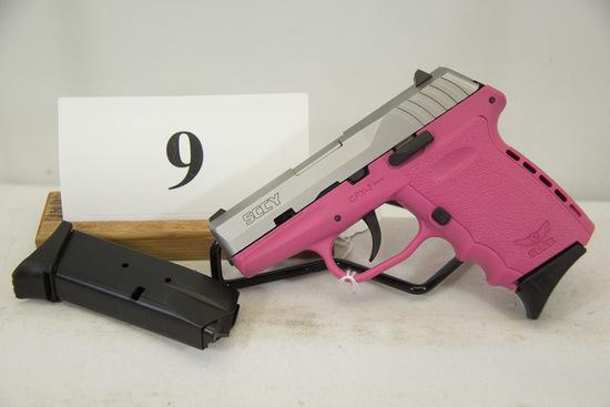 SCCY, Model CPX-2, Semi Auto Pistol, 9 mm,