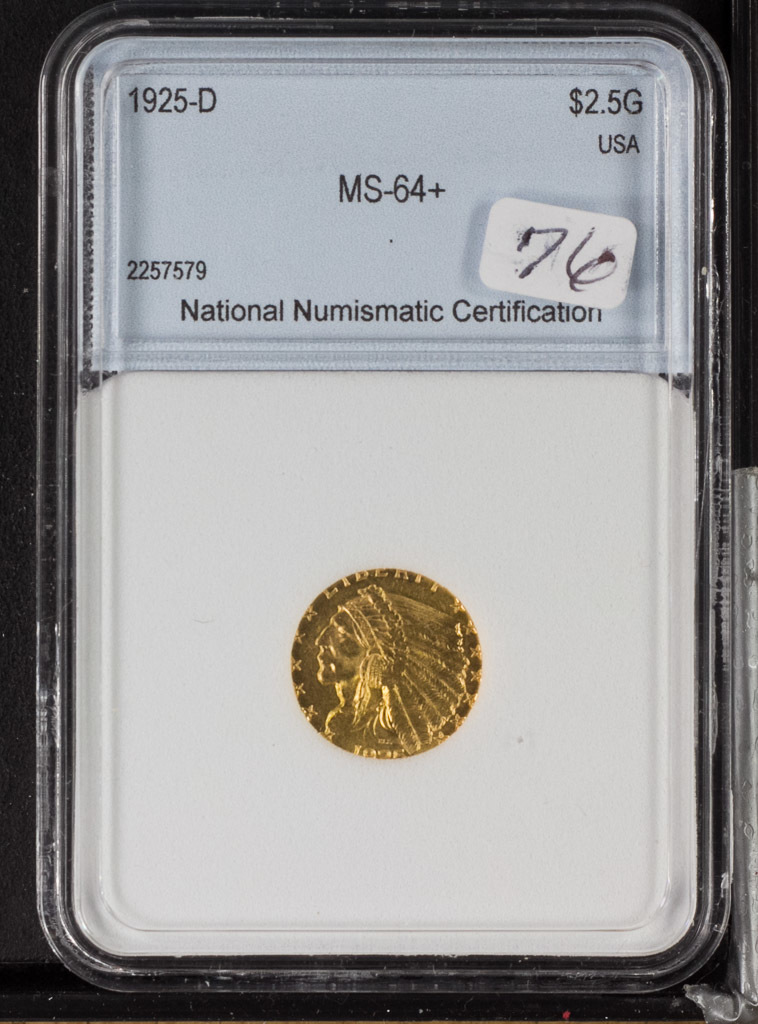 Coin Auction March 20th, 2019