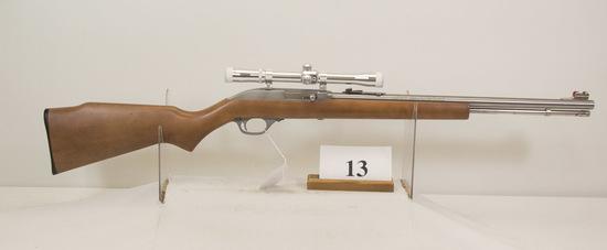 Marlin, Model 60SB, Semi Auto Rifle, 22 cal,
