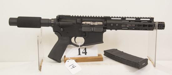 Sota Arms, Model SA-15, Semi Auto Pistol, 223