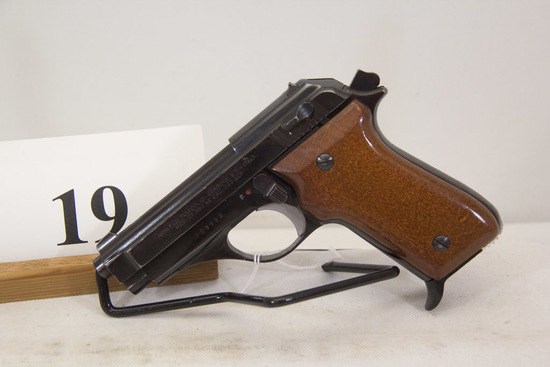 Armi, Model GT380, Semi Auto Pistol, 380 cal,