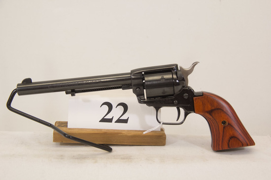 Heritage, Model Rough Rider, Revolver, 22 cal,
