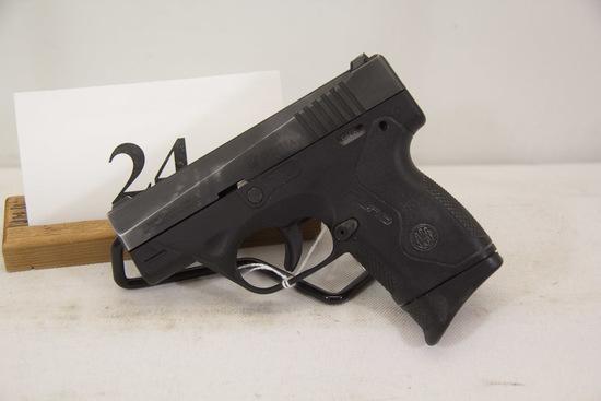 Beretta, Model BU9, Semi Auto Pistol, 9 mm cal,