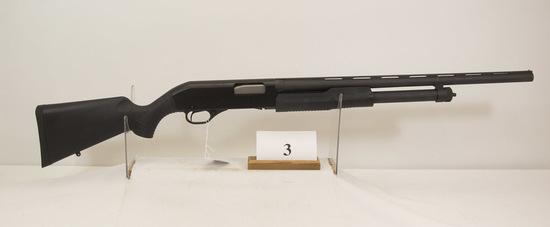 Stevens, Model 320, Pump Shotgun, 20 ga,