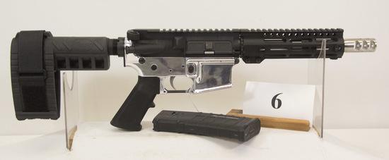 Anderson, Model AM-15, Semi Auto Pistol, 223 cal