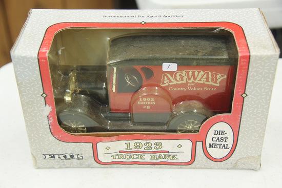 1/25 ERTL 1923 Chevy Truck Bank AGWAY #3524