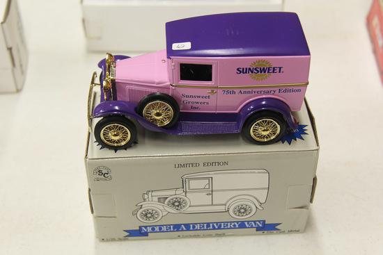 1/25 Liberty Classics Ford Model A Delivery Van