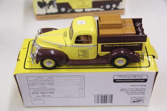 1/24 Liberty Classics 1940 Ford Pickup with