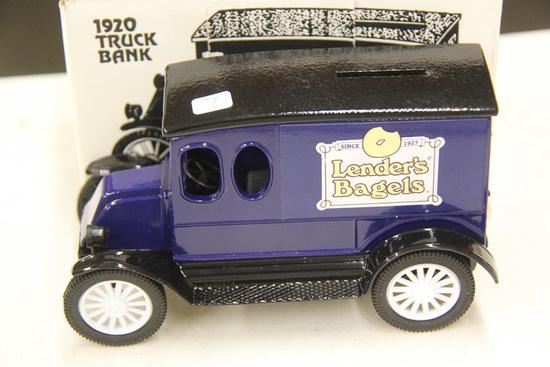 1/25 ERTL 1920 Int'l Truck Bank, #6126 Lender's