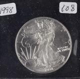 1998 - SILVER EAGLE