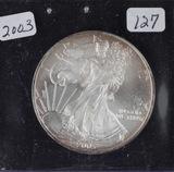 2003 - SILVER EAGLE