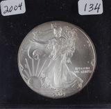 2004 - SILVER EAGLE