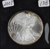 2007 - SILVER EAGLE