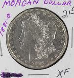 1881-O MORGAN DOLLAR - XF