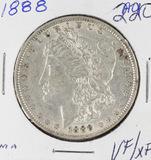 1888 - MORGAN DOLLAR - VF/XF