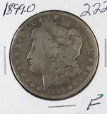 1899-O MORGAN DOLLAR - F