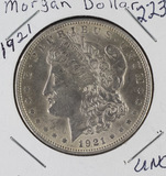 1921 - MORGAN DOLLAR - UNC