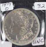 1879-O  MORGAN DOLLAR - UNC