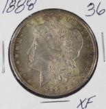 1888  - MORGAN DOLLAR -XF