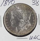 1890 - MORGAN DOLLAR - UNC