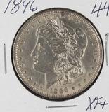 1896- MORGAN DOLLAR -XF