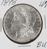 1898 - MORGAN DOLLAR - BU