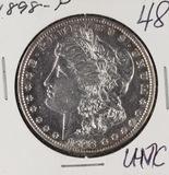 1898 - MORGAN DOLLAR - UNC