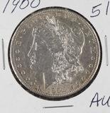 1900 - MORGAN DOLLAR - AU
