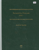 11 - UNC SACAGAWEA DOLLARS