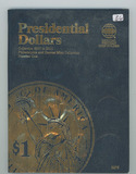 15 - UNC PRESIDENTIAL DOLLARS