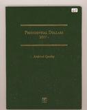 PRESIDENTIAL DOLLAR SET