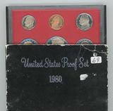 1980 - PROOF SET