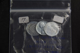 1943 - P,D, S, STEEL LINCOLN CENTS - UNC