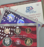 2000 - SILVER PROOF SET
