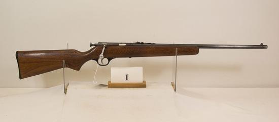 Marlin, Model 10, Bolt Rifle, 22 cal, S/N None