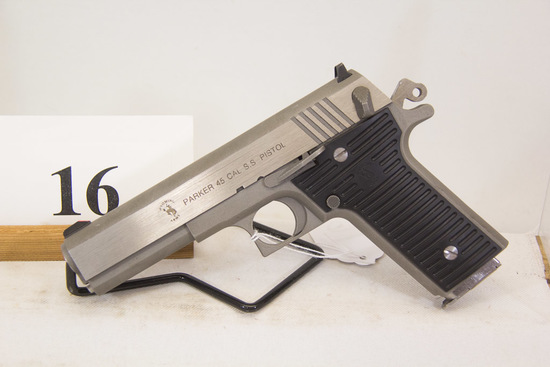 Wyoming Arms, Model Parker 1911, Semi Auto