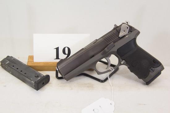 Ruger, Model P94, Semi Auto Pistol, 40 S/W cal,