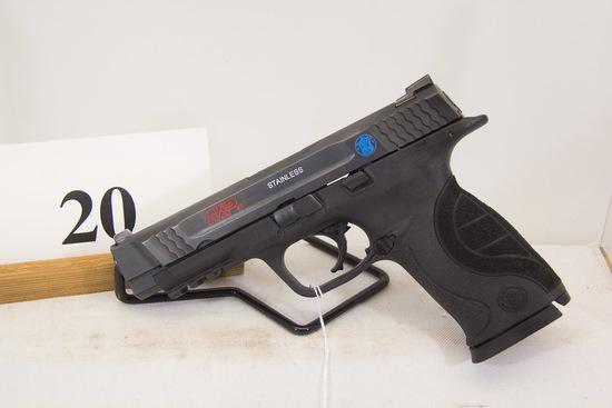 Smith and Wesson, Model M & P 45, Semi Auto