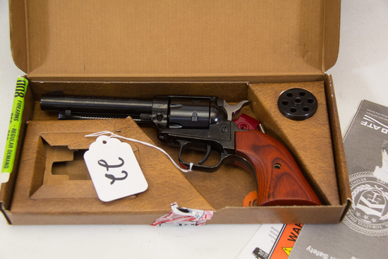 Heritage, Model Rough Rider, Revolver, 22 cal,
