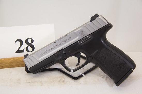 Smith and Wesson, Model SD40, Semi Auto