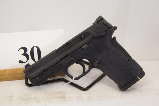 Smith and Wesson Model M & P Shield, Semi