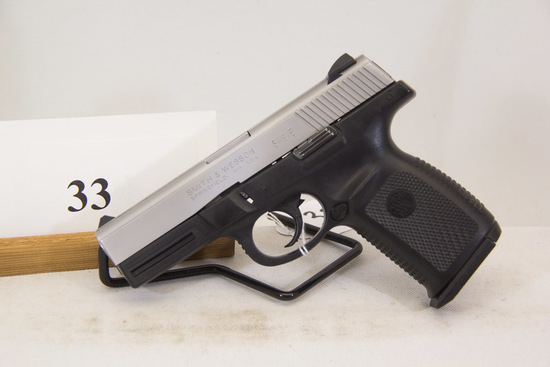 Smith and Wesson, Model SW9VE, Semi Auto