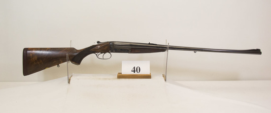Joseph Lang, Model Side By Side Double Rifle,