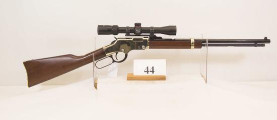 Henry, Model Golden Boy, Lever Rifle, 22 cal,