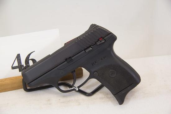Ruger, Model LC9, Semi Auto Pistol 9 mm cal,