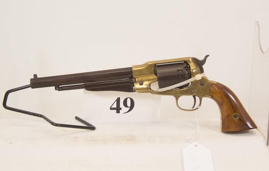 Richland Arms, Black Powder, Revolver 44 cal