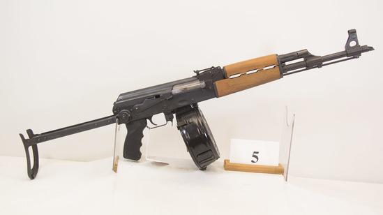 Mdln-Pap-DF, Model AK47, Semi Auto Rifle,